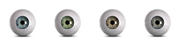 ojo de cristal